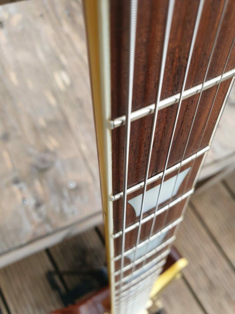 Hamer USA Carved Goldtop P 90 Bj 9