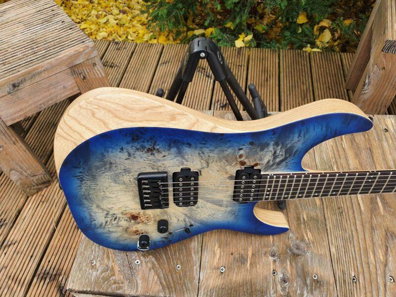 schecter e gitarre reaper 6 sky burst 2 ohguitar