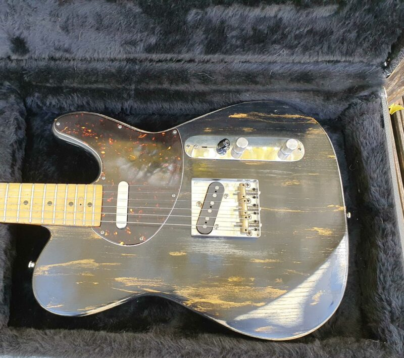 """serpent t style """" dirty gold"""" aged 6 ohguitar"""