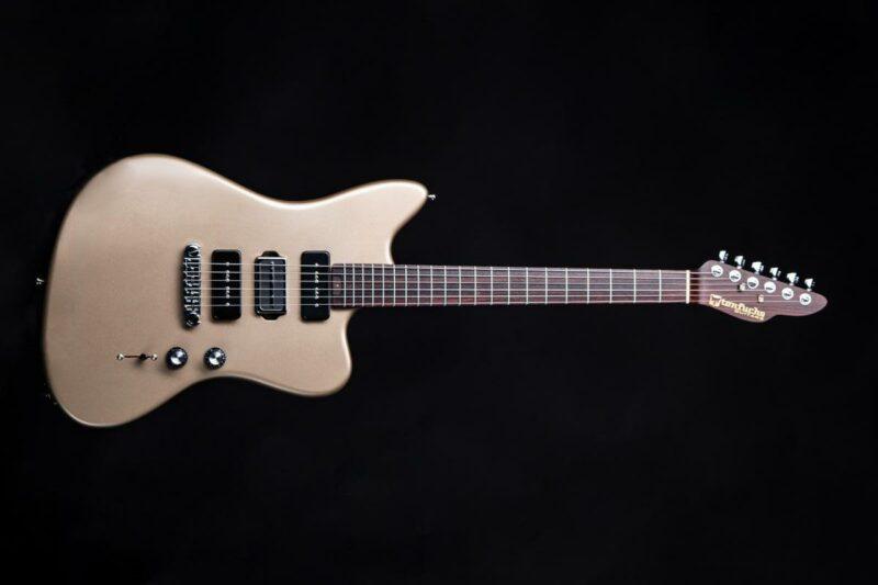 tonfuchs bulldog guitar 21