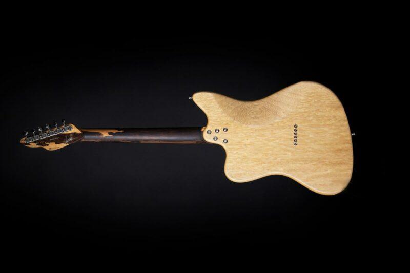 tonfuchs bulldog guitar 26