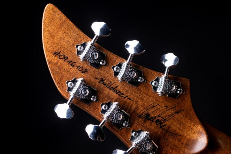 tonfuchs bulldozer guitar 5