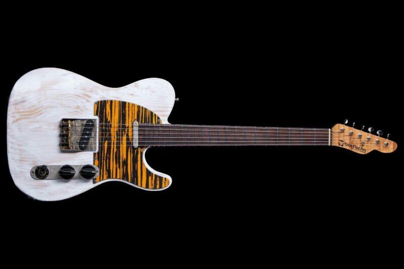 tonfuchs lovercaster guitar 1