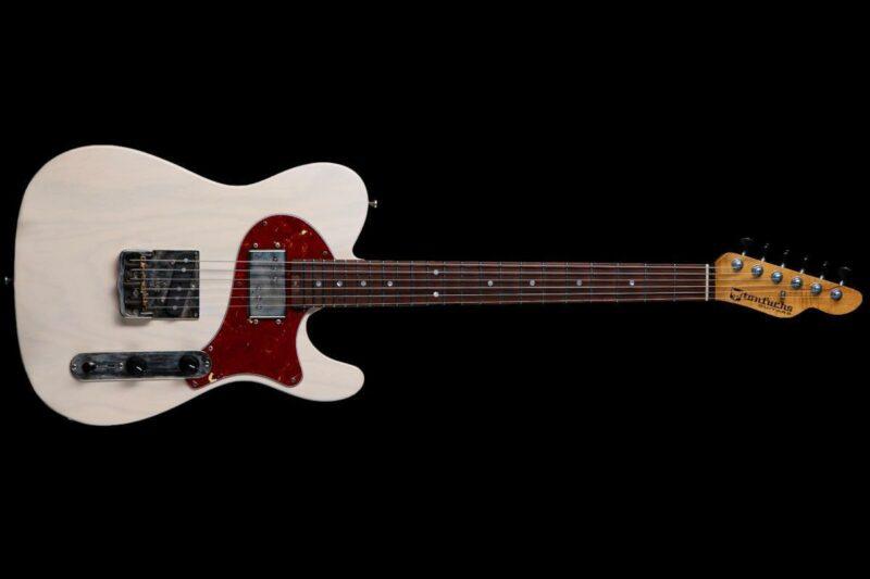 tonfuchs lovercaster guitar 10