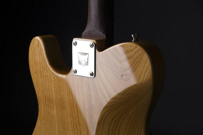 tonfuchs lovercaster guitar 12