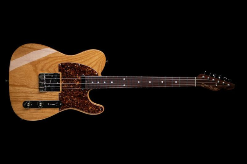 tonfuchs lovercaster guitar 15