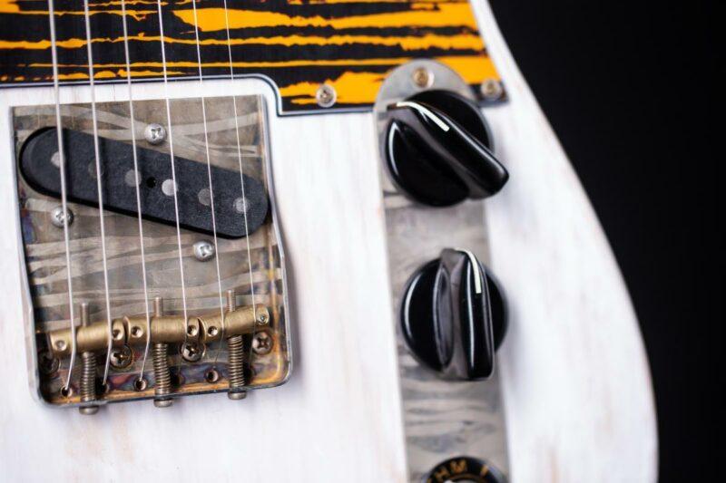 tonfuchs lovercaster guitar 17