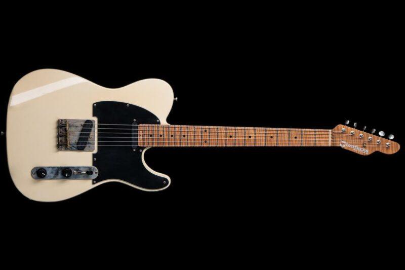 tonfuchs lovercaster guitar 4