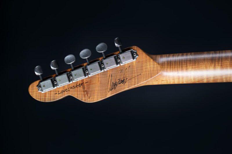tonfuchs lovercaster guitar 6