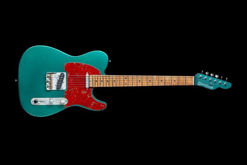 tonfuchs lovercaster guitar 8