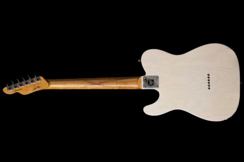 tonfuchs lovercaster guitar 9