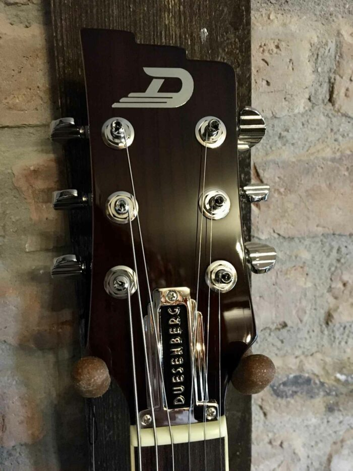 duesenberg 59er stop tailpiece bk e gitarre 5 ohguitar