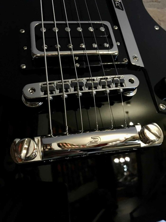 duesenberg 59er stop tailpiece bk e gitarre 6 ohguitar