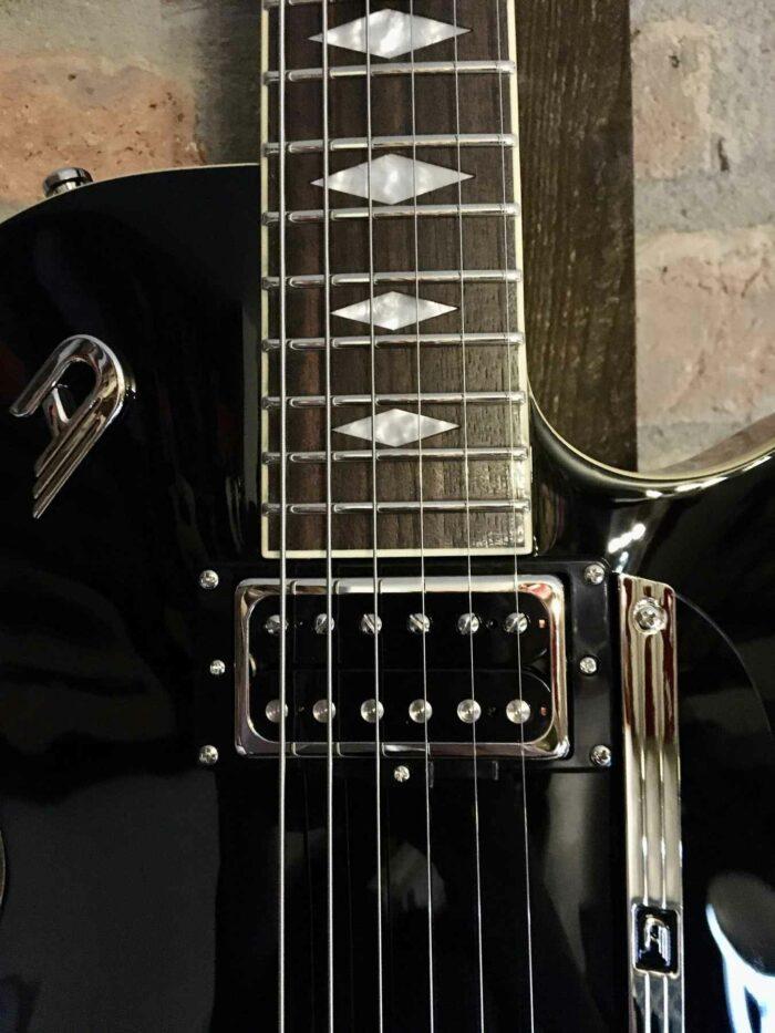 duesenberg 59er stop tailpiece bk e gitarre 7 ohguitar