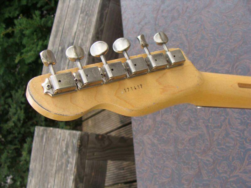 maybach teleman t61 3 tone sb aged 3 ohguitar