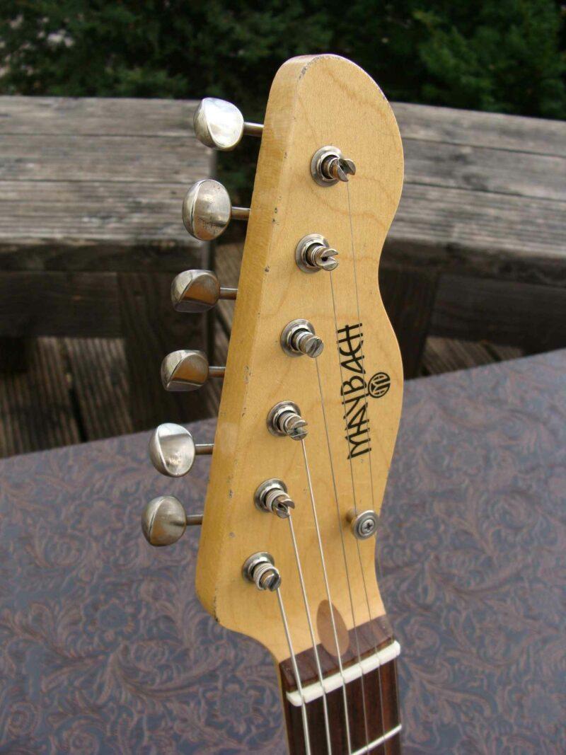 maybach teleman t61 3 tone sb aged 4 ohguitar
