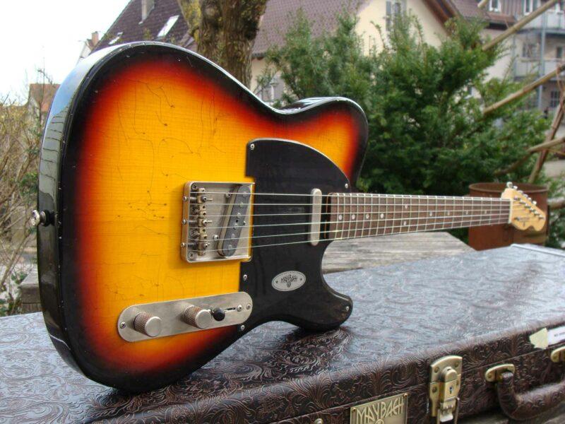 maybach teleman t61 3 tone sb aged 9 ohguitar