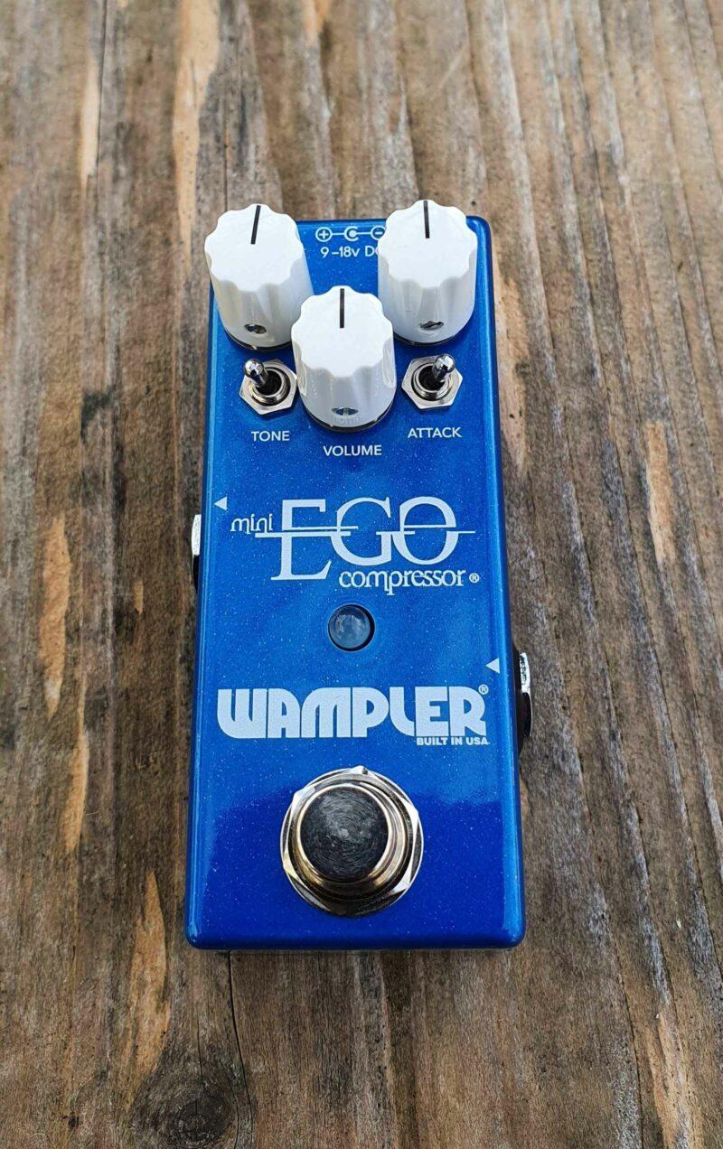 wampler mini ego compressor pedal ohguitar