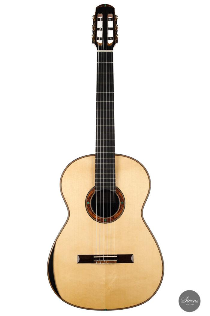 Classical guitar Philipp Neumann 2021 1