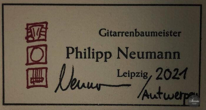 Classical guitar Philipp Neumann 2021 27
