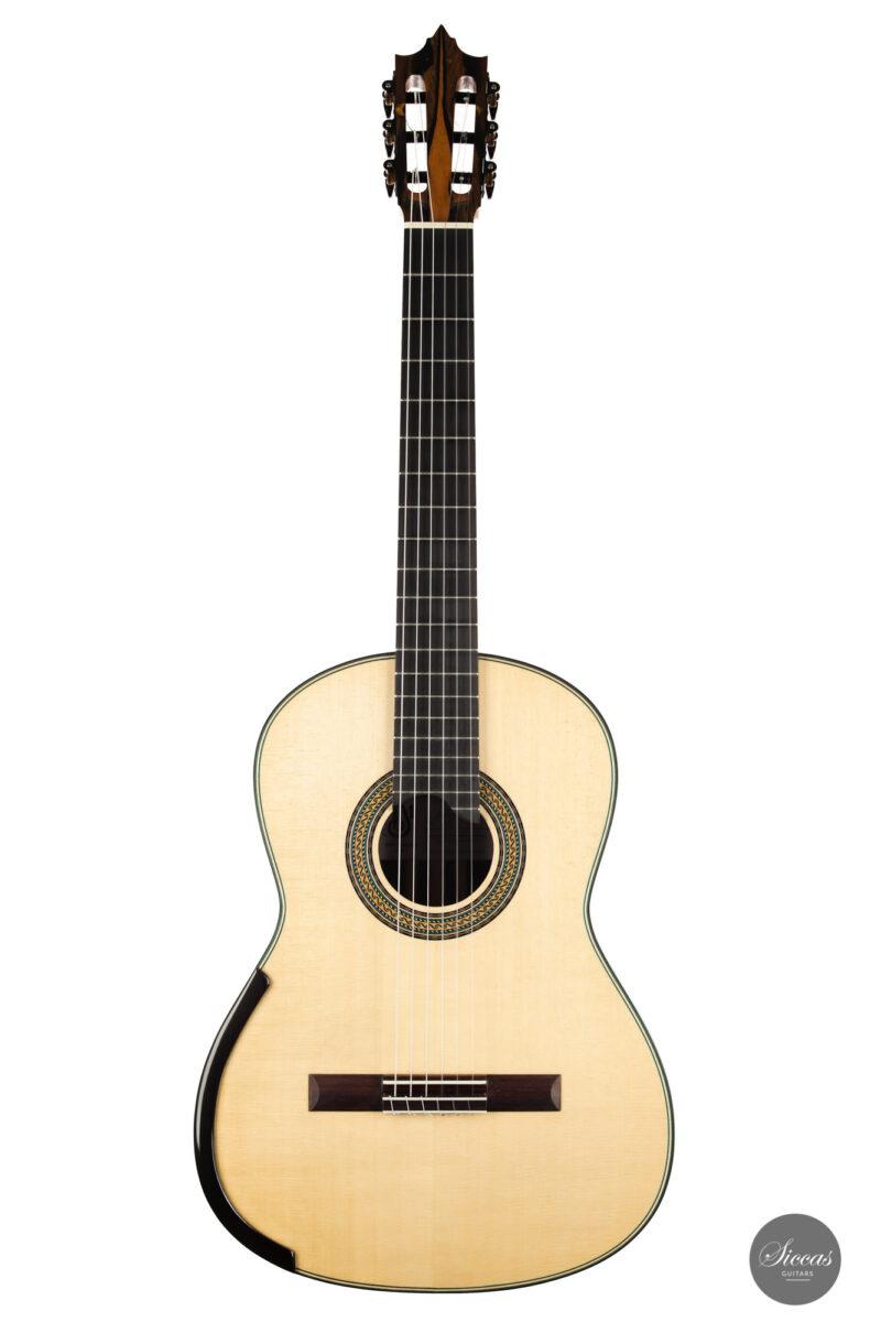 Classical guitar José Marques 2021 1