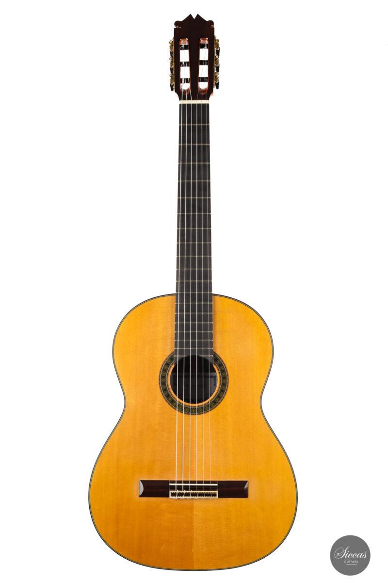 Classical guitar Jesús de Jiménez 2021 1