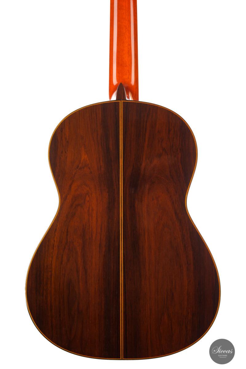 Classical guitar Jesús de Jiménez 2021 10