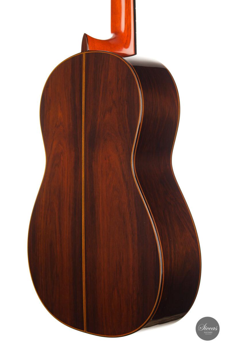 Classical guitar Jesús de Jiménez 2021 11