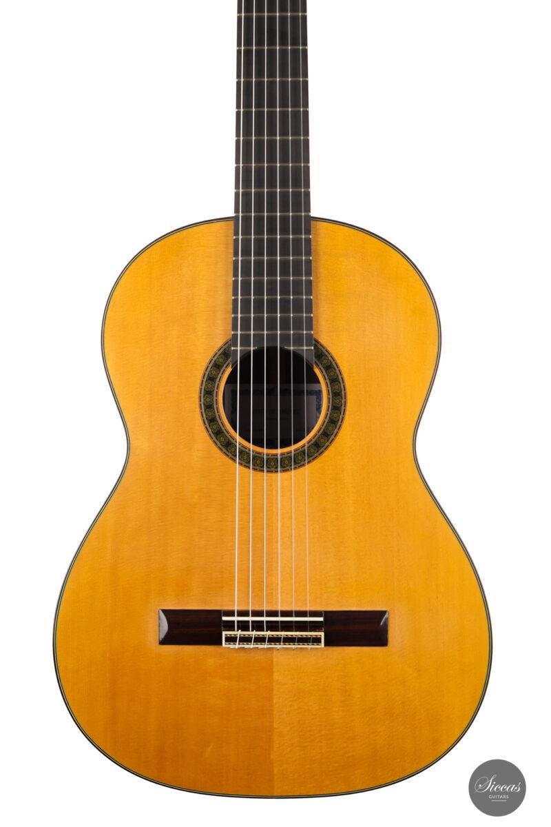 Classical guitar Jesús de Jiménez 2021 2