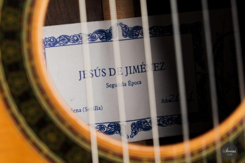 Classical guitar Jesús de Jiménez 2021 21