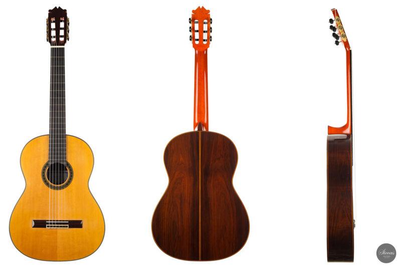 Classical guitar Jesús de Jiménez 2021 24