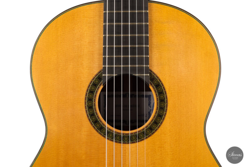 Classical guitar Jesús de Jiménez 2021 3