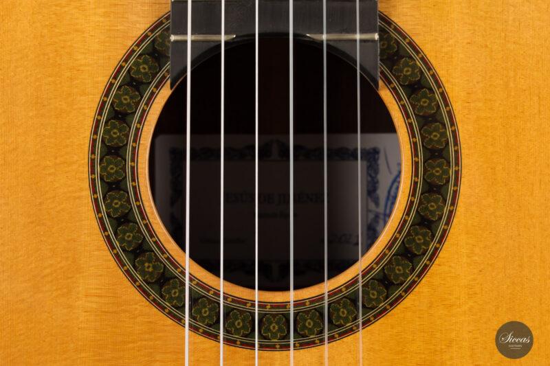 Classical guitar Jesús de Jiménez 2021 4