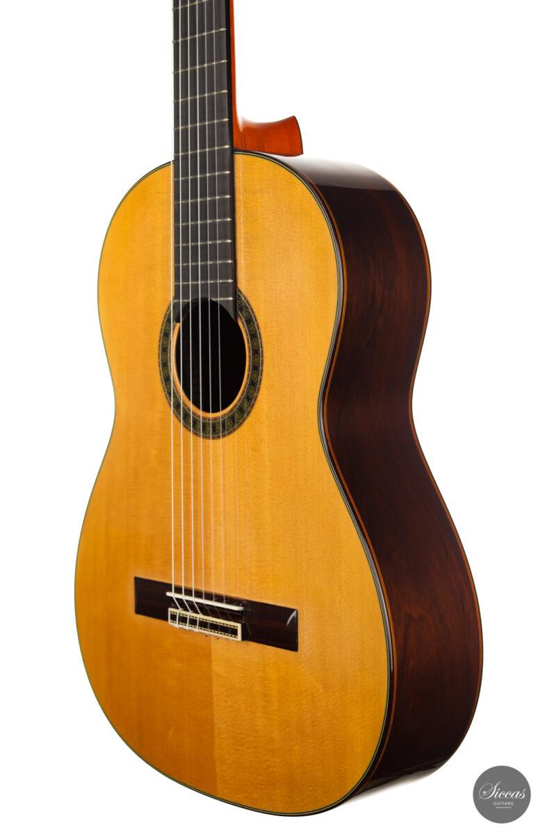 Classical guitar Jesús de Jiménez 2021 7