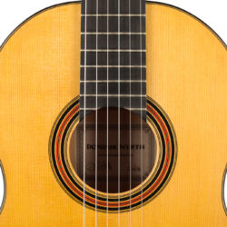 Classical guitar Dominik Wurth 2020 3
