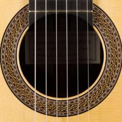 Classical guitar Dominique Delarue 2020 4