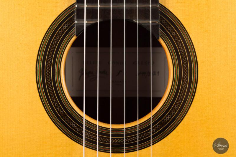 Classical guitar Felipe Conde Crespo 2021 12
