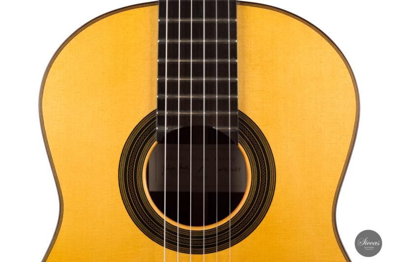 Classical guitar Felipe Conde Crespo 2021 13 1