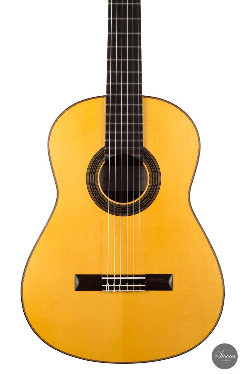 Classical guitar Felipe Conde Crespo 2021 14