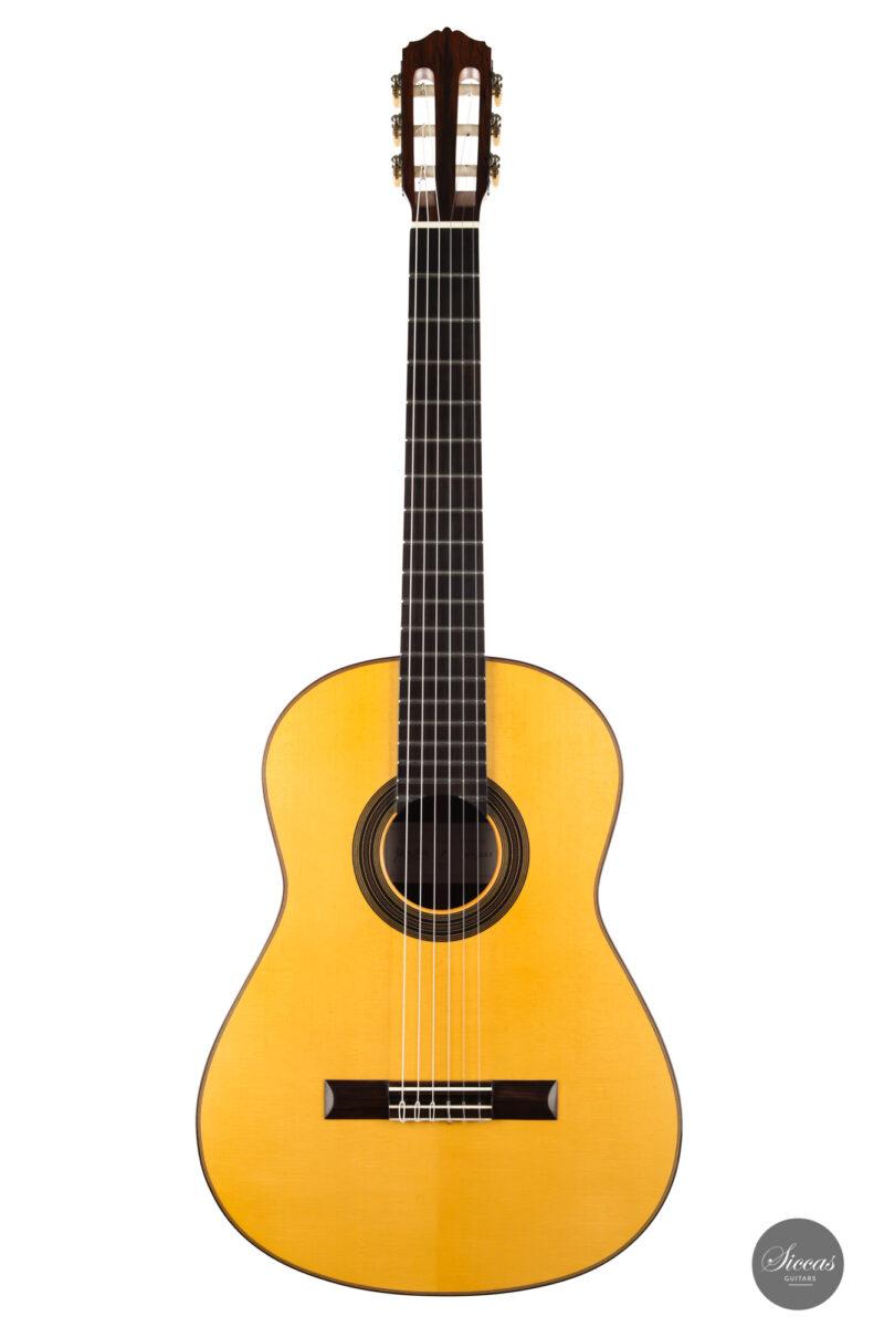Classical guitar Felipe Conde Crespo 2021 15