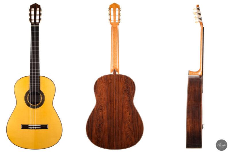 Classical guitar Felipe Conde Crespo 2021 2