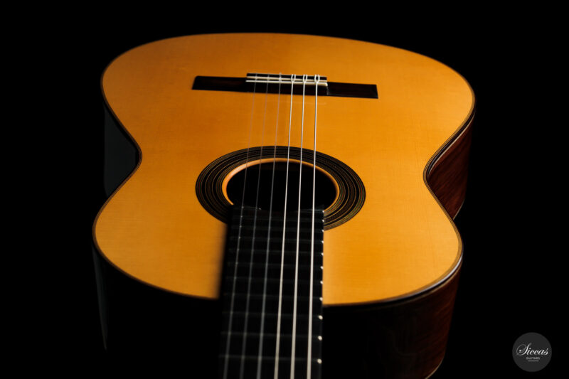 Classical guitar Felipe Conde Crespo 2021 22