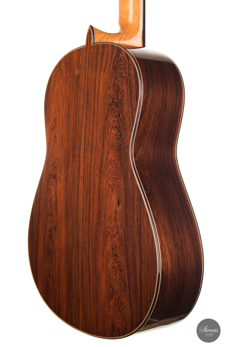 Classical guitar Felipe Conde Crespo 2021 5