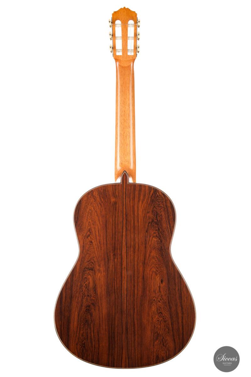 Classical guitar Felipe Conde Crespo 2021 7