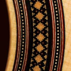 Classical guitar Francois Regis Leonard Maple 2021 21