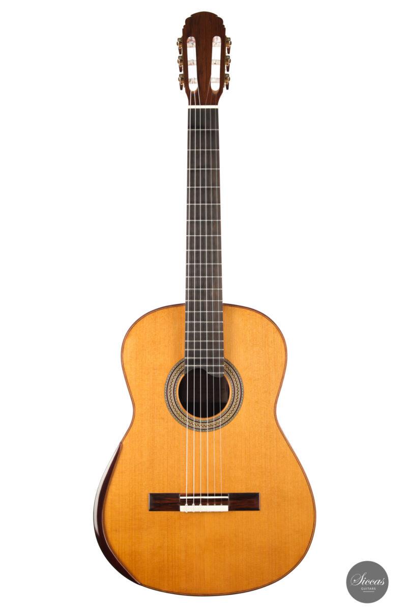 Classical guitar Jean Noel Leberton 2021 1
