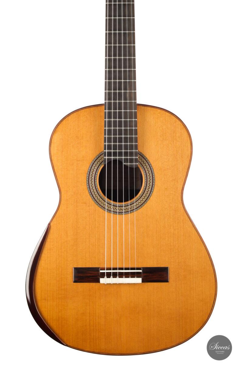 Classical guitar Jean Noel Leberton 2021 2