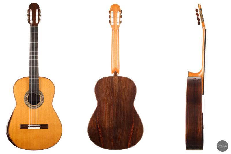 Classical guitar Jean Noel Leberton 2021 23