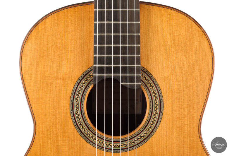 Classical guitar Jean Noel Leberton 2021 3