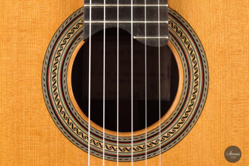 Classical guitar Jean Noel Leberton 2021 4
